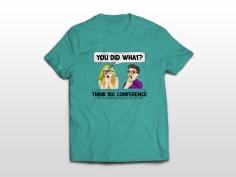 Think Big T-Shirt Design