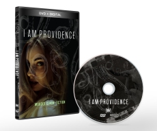 I Am Providence DVD and Jewel Case